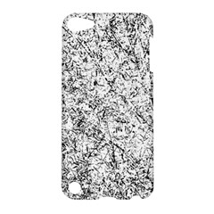 Willow Foliage Abstract Apple Ipod Touch 5 Hardshell Case by FunnyCow