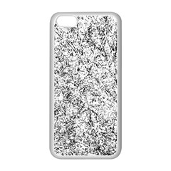 Willow Foliage Abstract Apple Iphone 5c Seamless Case (white) by FunnyCow