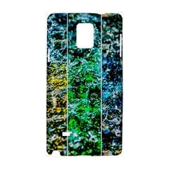 Abstract Of Colorful Water Samsung Galaxy Note 4 Hardshell Case by FunnyCow