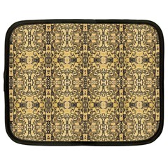 Artwork By Patrick Aztec Netbook Case (xl)