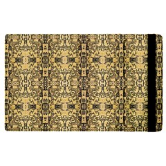 Artwork By Patrick Aztec Apple Ipad Pro 9 7   Flip Case