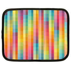 Background Colorful Abstract Netbook Case (xxl)