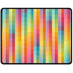 Background Colorful Abstract Fleece Blanket (medium)