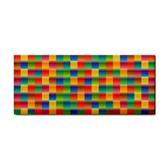 Background Colorful Abstract Hand Towel