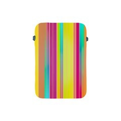 Background Colorful Abstract Apple Ipad Mini Protective Soft Cases