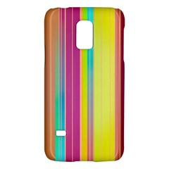 Background Colorful Abstract Samsung Galaxy S5 Mini Hardshell Case