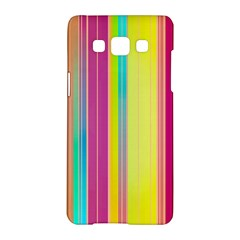 Background Colorful Abstract Samsung Galaxy A5 Hardshell Case