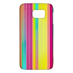 Background Colorful Abstract Samsung Galaxy S6 Hardshell Case