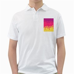 Background Image Golf Shirts