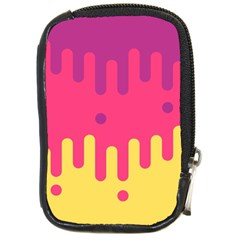 Background Image Compact Camera Cases