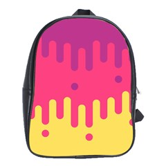 Background Image School Bag (large)