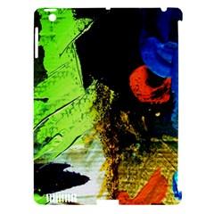 I Wonder 2 Apple Ipad 3/4 Hardshell Case (compatible With Smart Cover) by bestdesignintheworld