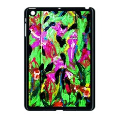 Spring Ornaments 2 Apple Ipad Mini Case (black)