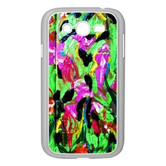 Spring Ornaments 2 Samsung Galaxy Grand Duos I9082 Case (white)
