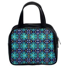 Artworkbypatrick1 13 Classic Handbags (2 Sides)