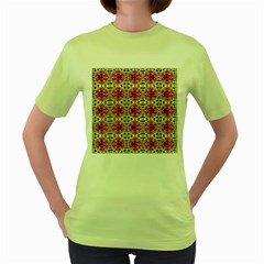 Artworkbypatrick1 13 1 Women s Green T Shirt