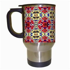 Artworkbypatrick1 13 1 Travel Mugs (white)