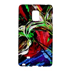 Lillies In The Terracotta Vase 3 Samsung Galaxy Note Edge Hardshell Case