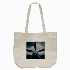 Propeller   Sky Challenger Tote Bag (cream) by FunnyCow