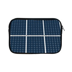 Solar Power Panel Apple Ipad Mini Zipper Cases by FunnyCow