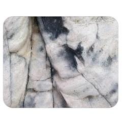 Canyon Rocks Natural Earth Art Texture Double Sided Flano Blanket (medium)