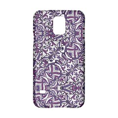 Colorful Intricate Tribal Pattern Samsung Galaxy S5 Hardshell Case