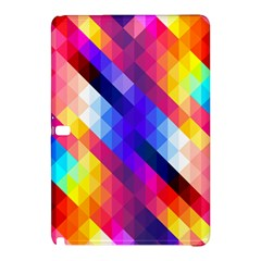 Abstract Background Colorful Pattern Samsung Galaxy Tab Pro 10 1 Hardshell Case