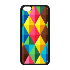Background Colorful Abstract Apple Iphone 5c Seamless Case (black)