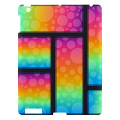 Background Colorful Abstract Apple Ipad 3/4 Hardshell Case