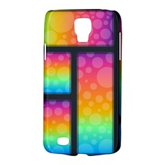 Background Colorful Abstract Samsung Galaxy S4 Active (i9295) Hardshell Case