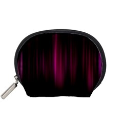 Theater Cinema Curtain Stripes Accessory Pouches (small)
