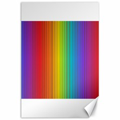 Background Colorful Abstract Canvas 24  X 36