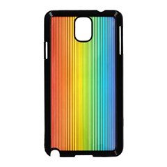 Background Colorful Abstract Samsung Galaxy Note 3 Neo Hardshell Case (black)