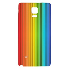 Background Colorful Abstract Samsung Note 4 Hardshell Back Case