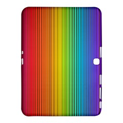 Background Colorful Abstract Samsung Galaxy Tab 4 (10 1 ) Hardshell Case