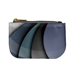 Abstract Background Abstraction Mini Coin Purses