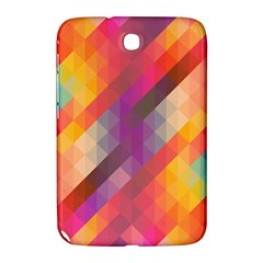 Abstract Background Colorful Pattern Samsung Galaxy Note 8 0 N5100 Hardshell Case