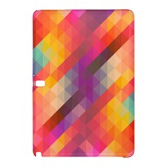 Abstract Background Colorful Pattern Samsung Galaxy Tab Pro 12 2 Hardshell Case