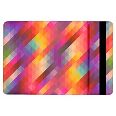 Abstract Background Colorful Pattern Ipad Air Flip