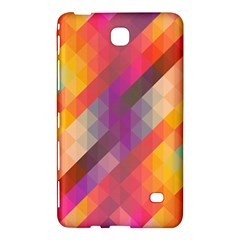 Abstract Background Colorful Pattern Samsung Galaxy Tab 4 (8 ) Hardshell Case
