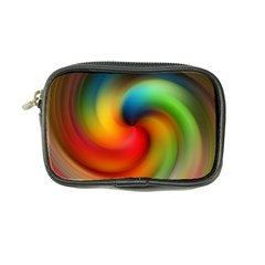 Abstract Spiral Art Creativity Coin Purse