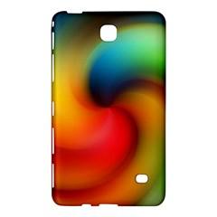 Abstract Spiral Art Creativity Samsung Galaxy Tab 4 (8 ) Hardshell Case  by Nexatart