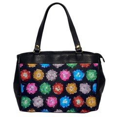 Background Colorful Abstract Office Handbags