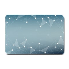 Background Abstract Line Small Doormat
