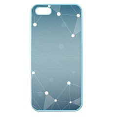 Background Abstract Line Apple Seamless Iphone 5 Case (color)