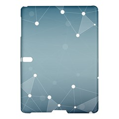 Background Abstract Line Samsung Galaxy Tab S (10 5 ) Hardshell Case