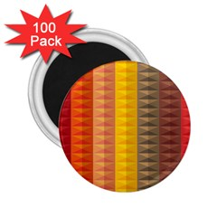 Abstract Pattern Background 2 25  Magnets (100 Pack)