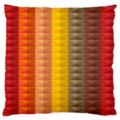 Abstract Pattern Background Large Cushion Case (two Sides)