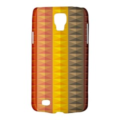 Abstract Pattern Background Samsung Galaxy S4 Active (i9295) Hardshell Case