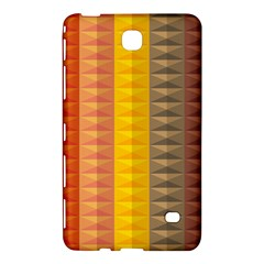 Abstract Pattern Background Samsung Galaxy Tab 4 (7 ) Hardshell Case